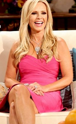 Tamra Barney's Real Housewives of Orange County Season 8 Reunion Necklace & Bracelet http://www.bigblondehair.com/real-housewives/rhoc/tamra-barney-style/tamra-barneys-real-housewives-of-orange-county-season-8-reunion-necklace-bracelet/
