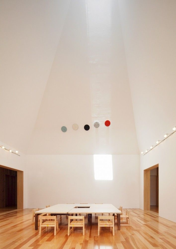 The Leimond Nursery School / Archivision Hirotani Studio