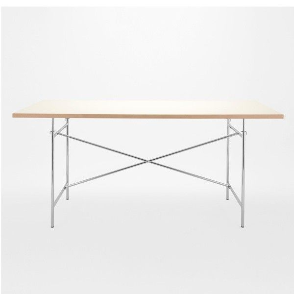 The classic Eiermann Desk by Egon Eiermann from Richard Lampert