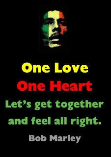 Bob Marley Quote Photo By