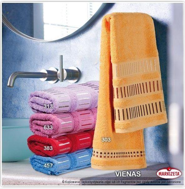 #Ręczniki_sklep_internetowy VIENAS kolor fioletowy Markowy ręcznik z wysokiej jakości materiału.  Ręcznik bardzo chłonny, szybko wysycha przeznaczony do aktywnego korzystania.  Ręcznik posiada naturalne właściwości antybakteryjne i antyalergiczne.   Kolor: fioletowy (313) kasandra.com.pl