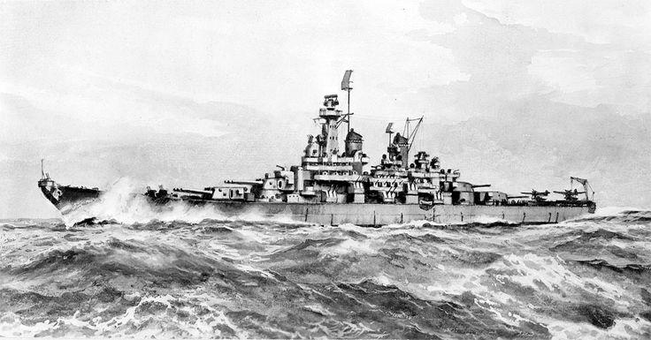 3 Myths Of The Montana Class Battleships