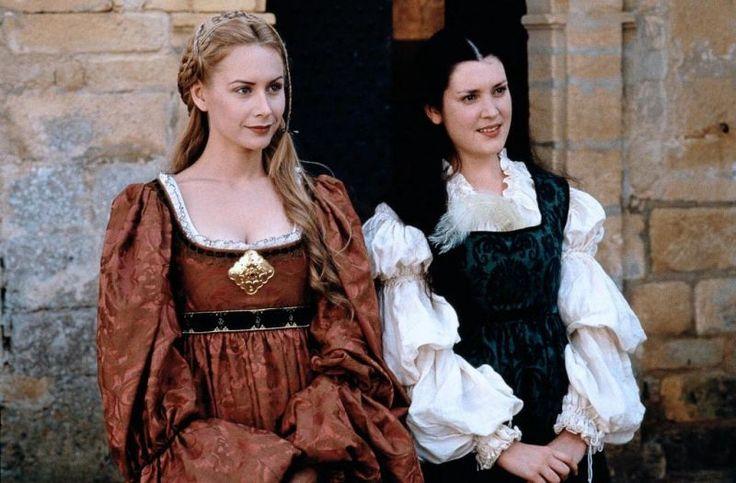 Megan Dodds, Melanie Lynskey:  Ever After: A Cinderella Story.