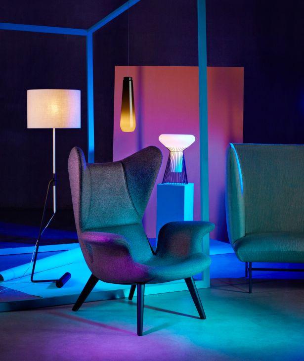 DIESEL with Moroso Longwave armchair
