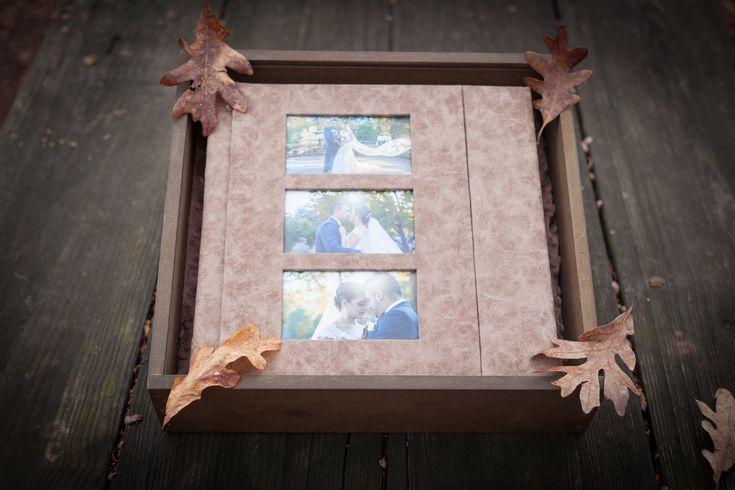 CAJA PHOTOBOOK - WEDDING