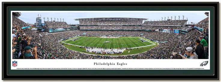MyTeamPrints.com - Philadelphia Eagles Lincoln Financial Field Framed Picture, $129.00 (https://www.myteamprints.com/philadelphia-eagles-lincoln-financial-field-framed-picture/)