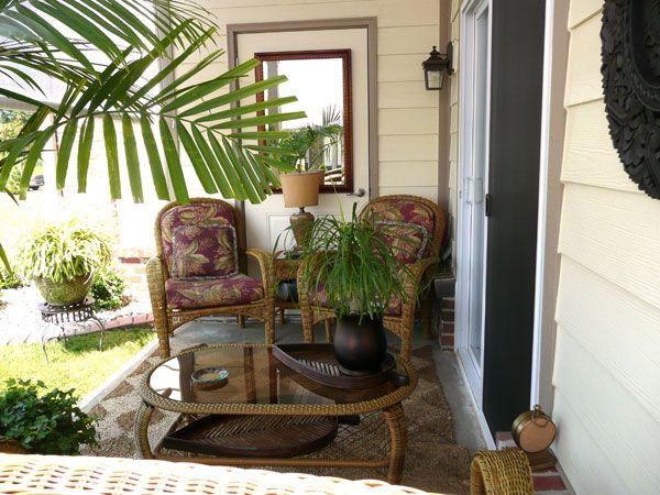 Apartment Porch Decorating Ideas Bohemian | Fallon Illinois Apartments - Tamarack Woods Apartments - Belleville ...