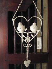 pienet linnut sydämessä riipus 7,90