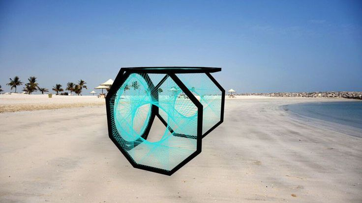 The Inaugural Dubai Design Week: EW's Top Picks