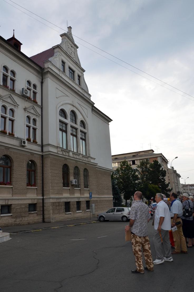 Protests in Suceava
