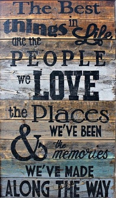 Places Weve Lived Wall Art
