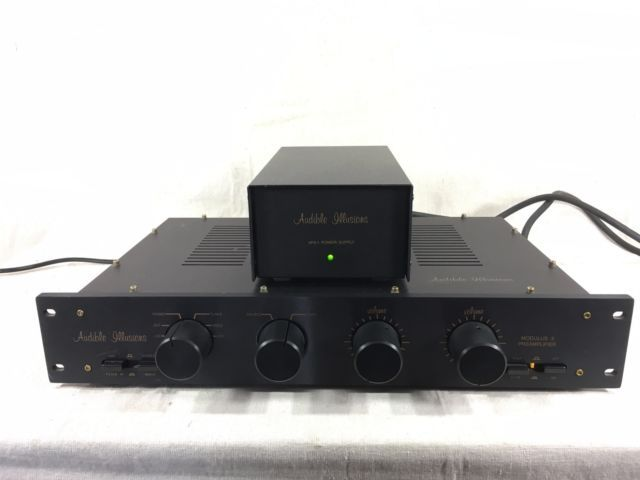 Audible Illusions Modulus 3 Tube Preamplifier