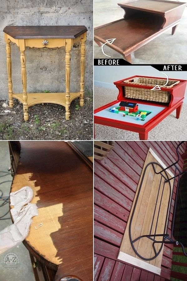 Repurposed For Life: More before and after furniture |Repurposed Furniture Before And After