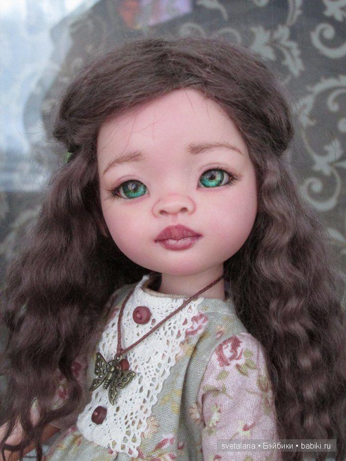 My green-eyed goddess, Anastasia. OOAK dolls Paola Reina / Paola Reina, Antonio Juan dolls and other Spanish / Beybiki. Dolls photo. Clothing for dolls