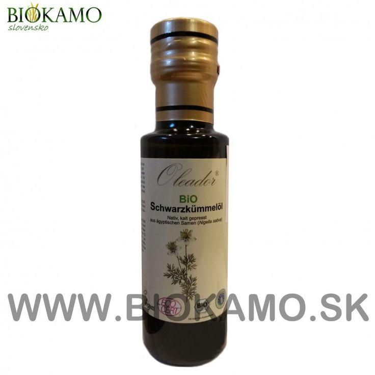 Olej z čiernej rasce 100 ml BIO Biopurus