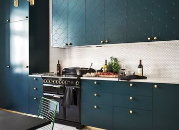 Kitchen Room: Dcdcb Teal Kitchen Cabinets Kitchen Cabinet Colors