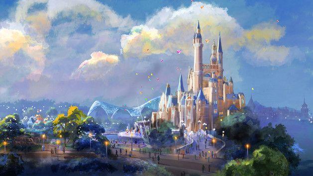 6月オープン上海ディズニーランドの魅力を徹底解説