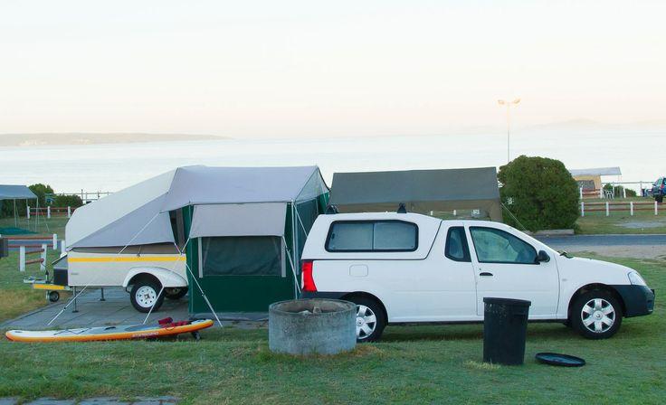 My other passion - Camping: Leentjiesklip Langebaan.
