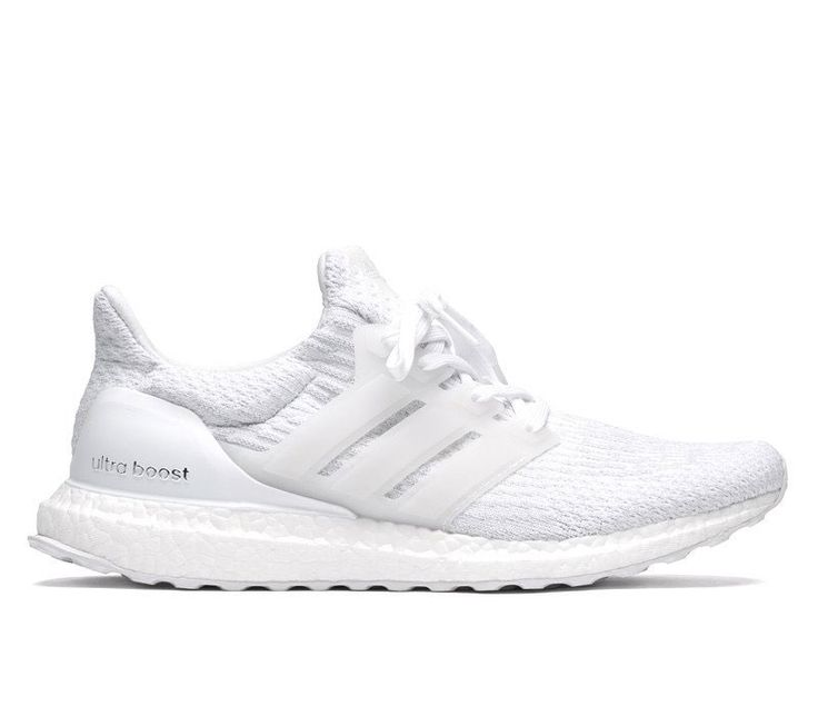 sneakers for cheap 86741 34032 ... mustcop The adidas UltraBoost V3 Triple White Will Release This Week  - MISSBISH