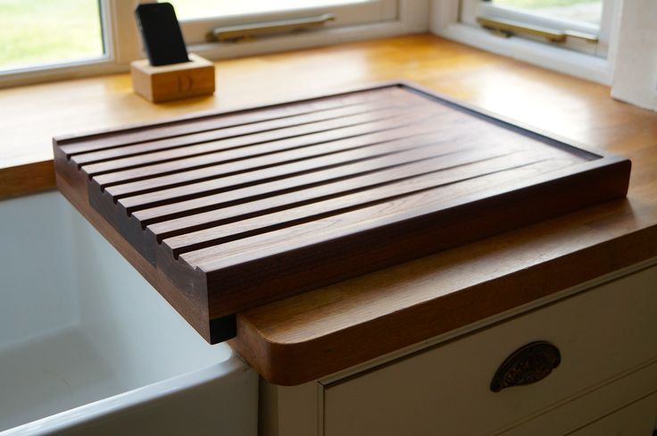Wooden Draining Boards | MakeMeSomethingSpecial.co.uk
