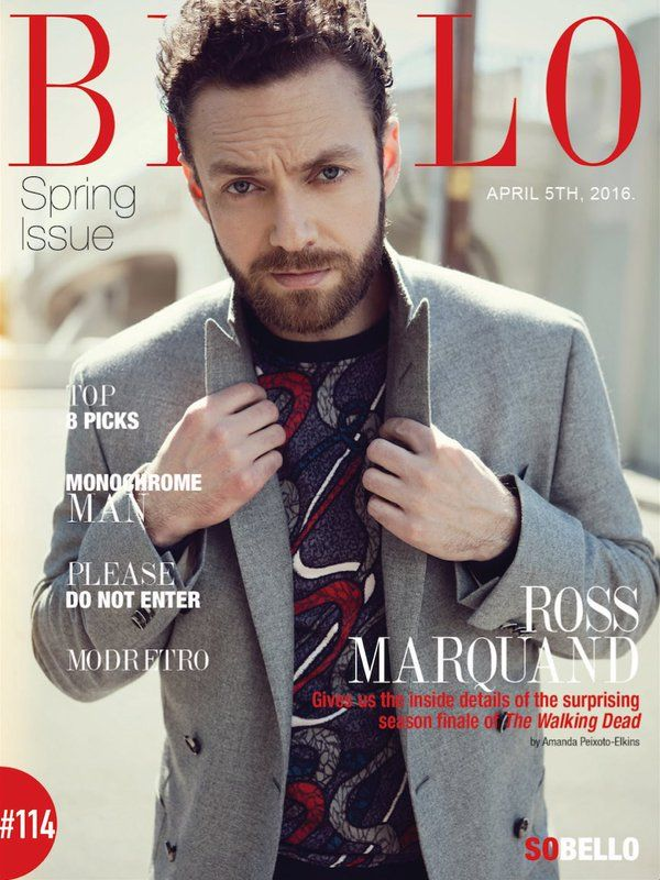 marquand gay singles 'walking dead' star ross marquand talks about the show's first gay male relationship.