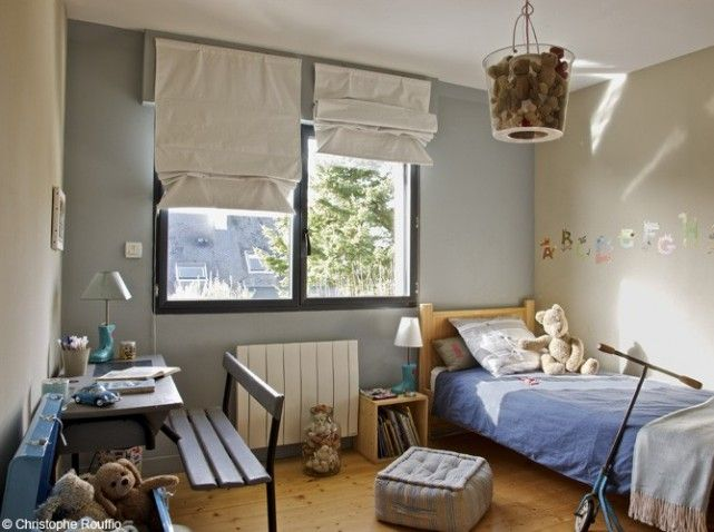 Renovated Old House Little Boys Room