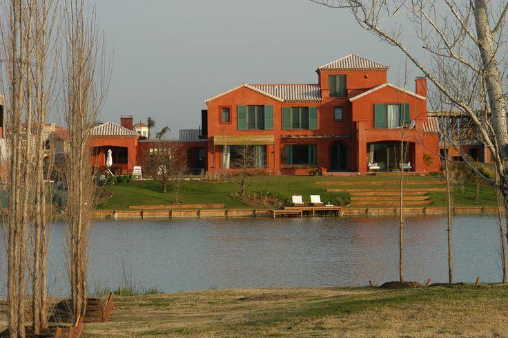 Arquitectura - Paisajismo - Ricardo Pereyra Iraola - Buenos Aires - Argentina - Contrafrentre - Casa