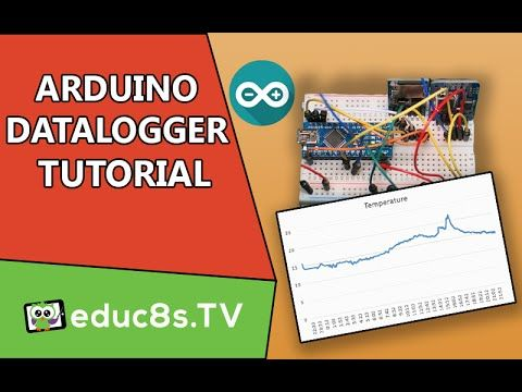 Arduino Project: Data Logging with DS3231 RTC, SD card module and Arduino Nano DIY data logger - YouTube
