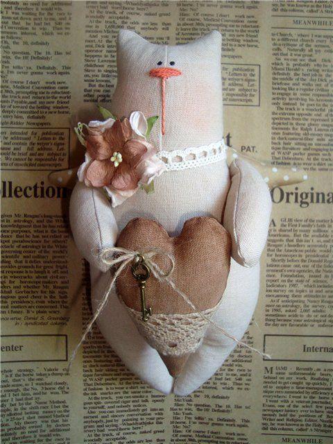 Тильды своими руками от Ольги Сечко - 5 Июля 2013 - Кукла Тильда. Всё о Тильде, выкройки, мастер-классы.