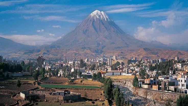 Onde Ficar em Arequipa #viagem #viajar