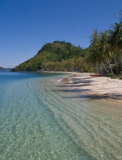 Sikuai Island, West Sumatra, Indonesia.