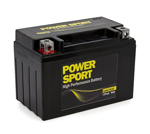 ExpertPower ETX9-BS Powersport Replacement Atv Motorcycle Battery (12v9ah Ytx9-BS Honda TRX400EX Fourtrax Sportrax 400cc 1999-2009 EBC CTX9BS 105CCA 12V 9Ah) - ATV Battery for Honda 400cc TRX400EX FourTrax Sportrax 2004 Batteries are shipped charged and ready to install. 12 Month Warranty. Our sealed motorcycle batteries feature Absorbed Glass Mat technology (AGM for short). This design dramatically improves a battery's performance in the following area...