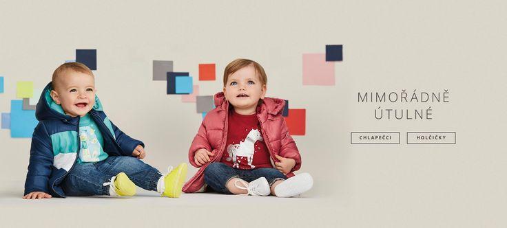 Esprit Online-Shop - Esprit – Dětské oblečení - oblečení pro miminka k zakoupení online #děti #oblečení #online #nákup #tip3dmamablog.cz