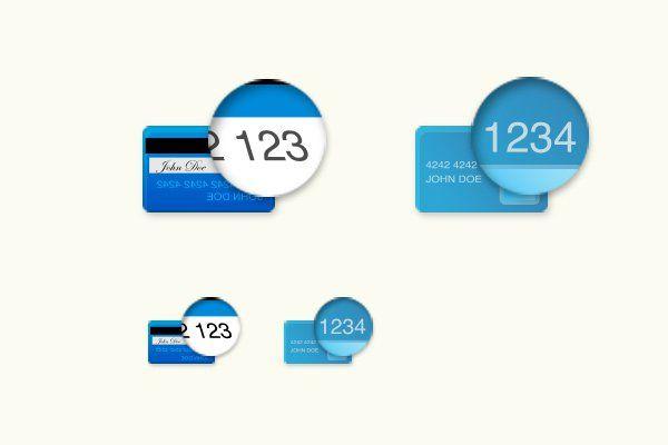 credit card ccv number icon design freebie #in #design #icons