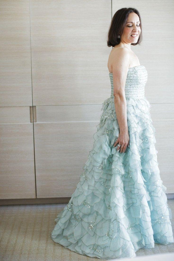Major oscar de la renta moments in honor of amal 39 s wedding for De la renta wedding dresses