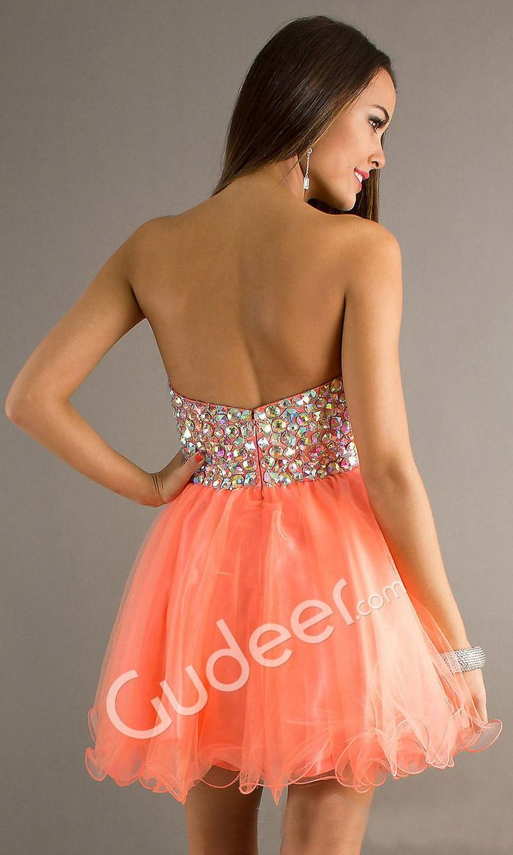 59 besten Cocktail & Homecoming Dresses Bilder auf Pinterest ...