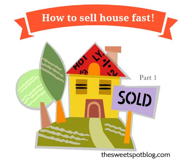 How to Sell House Fast!: Finish Projects and Repairs