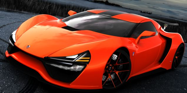 2 000 Horse American Sports Car Coming In 2016