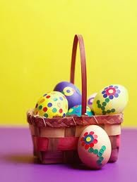 Decoración para Pascua!