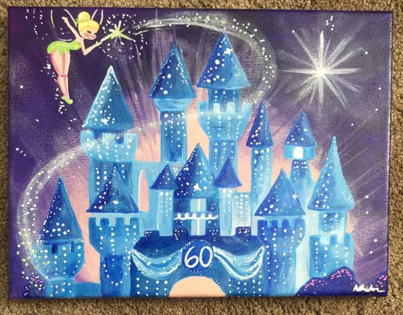 Disneyland 60th Anniversary