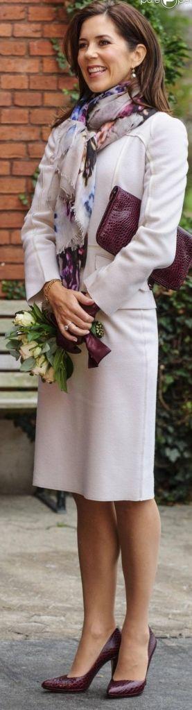 Princess Mary of Denmark 2012