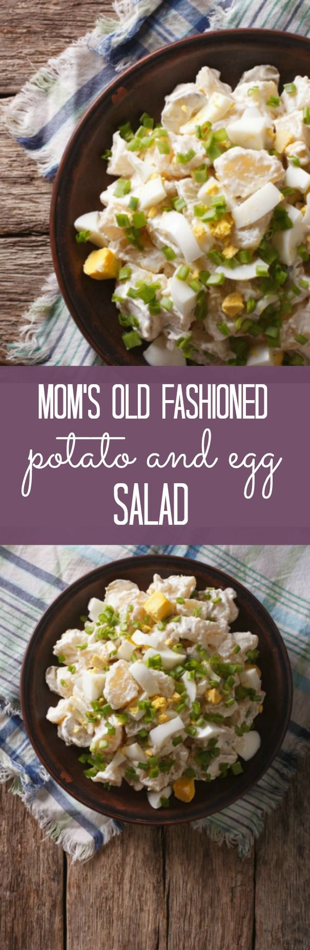 1000+ ideas about Potato Egg Salad on Pinterest | Potato salad ...