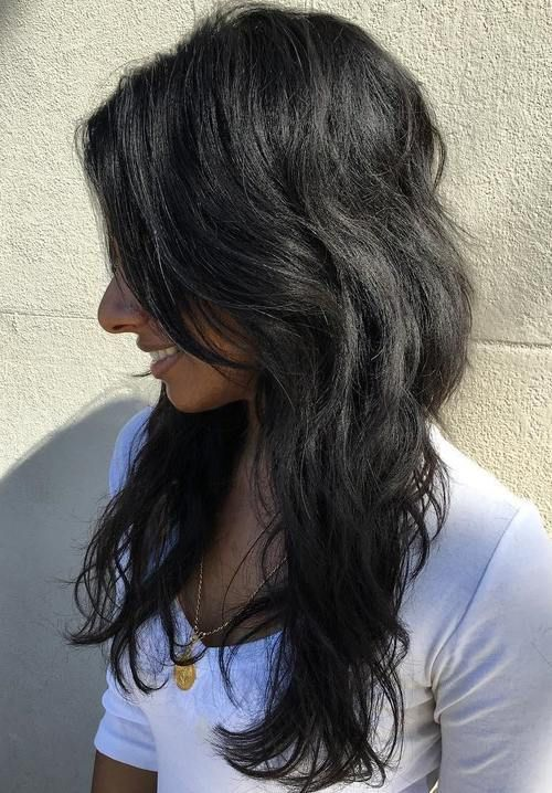 hair styles with clips 60 best esposito images on o 2382 | 8cc70e2382f6713422a98600503c0e7c long shag haircut hair styles