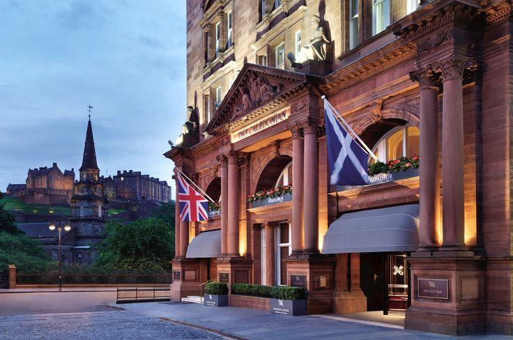 Waldorf Astoria Edinburgh - The Caledonian - Hotels in Scotland