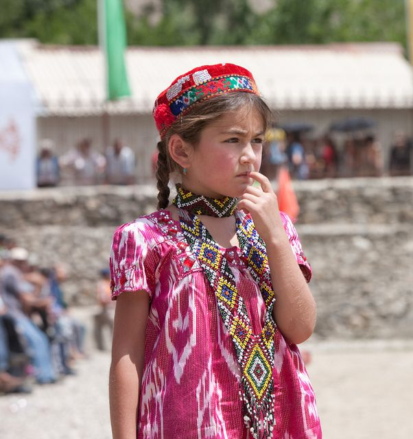 Trying to decide, Khorog, Tajikistan. Modern Khorugh is one of the poorest areas of Tajikistan, however, the city has its own university, twelve schools, and several hospitals. There is a museum and the second highest botanical garden in the world.