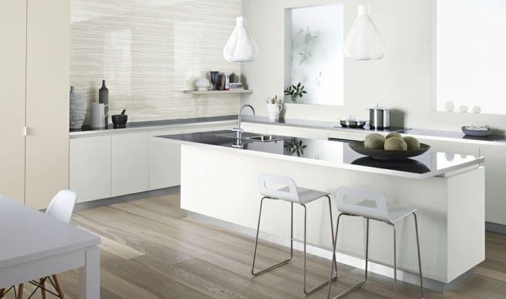 My Dream Kitchen : Inspiration Gallery : Classic Gloss