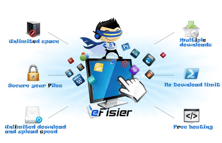 Unlimited space Secure your files Unlimited download and upload speed Multiple downloads No download limit Free hosting #unlimited #efisier #hosting #free #secure #upload #download www.efisier.eu