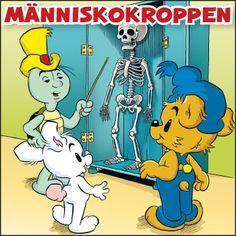 Människokroppen – Bamse.se