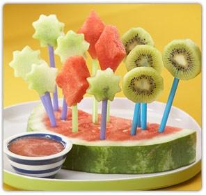 Minnie and Daisy's Fruitpop Garden (I need star design cutter for mango!)