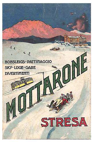 Postcard - Mottarone